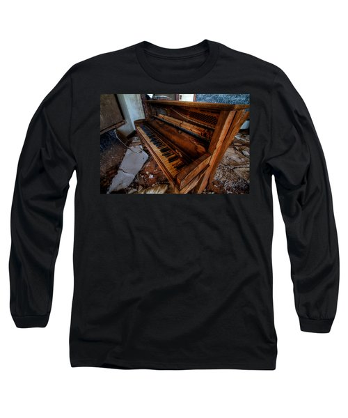 Piano Lessons Long Sleeve T-Shirt