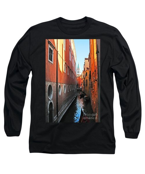 Piazza San Marco Long Sleeve T-Shirt