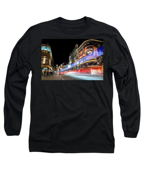 A Night In The West End Long Sleeve T-Shirt
