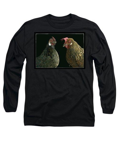 Pick A Little Talk A Little Long Sleeve T-Shirt