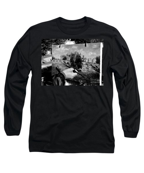 Pic...k The Artist Long Sleeve T-Shirt