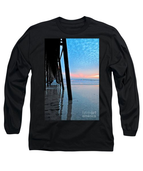 Pier Under Long Sleeve T-Shirt