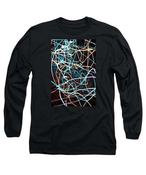 Pilgimage Of Lights 2 Long Sleeve T-Shirt