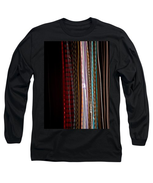Pilgrimage Of Lights 1 Long Sleeve T-Shirt by Joel Loftus