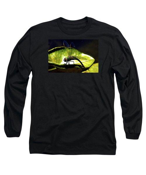 Pinao The Hawaiian Dragonfly Long Sleeve T-Shirt by Lehua Pekelo-Stearns