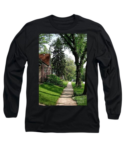 Pine Road Long Sleeve T-Shirt