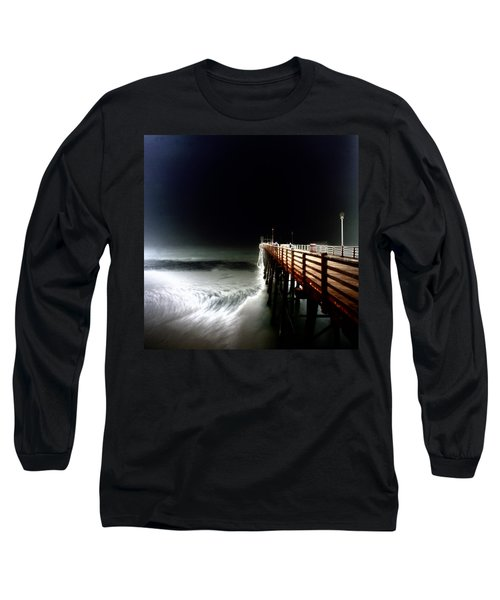 Pinhole Oceanside Pier Long Sleeve T-Shirt