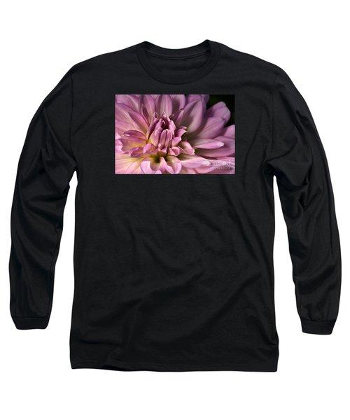 Pink Dahlia's Dream Long Sleeve T-Shirt