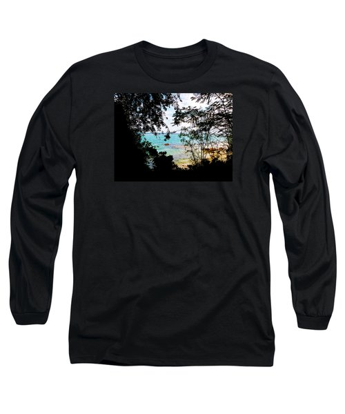 Long Sleeve T-Shirt featuring the photograph Picturesque by Amar Sheow