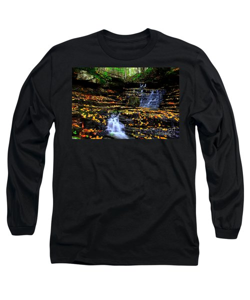 Pipestem Beauty Long Sleeve T-Shirt