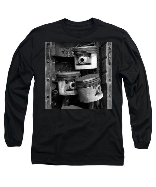 Pisotons In A Pan Long Sleeve T-Shirt