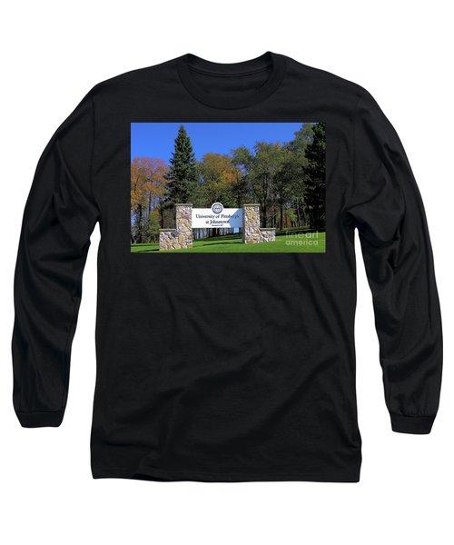 Pitt-johnstown Long Sleeve T-Shirt