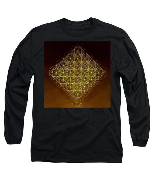 Planck Space Time  Long Sleeve T-Shirt