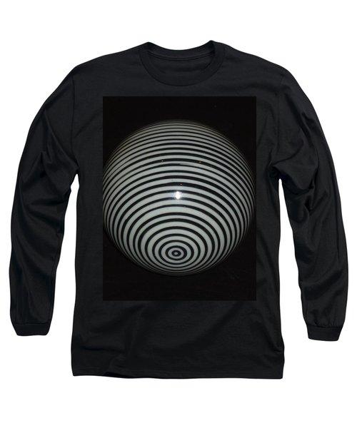 Planet Zebra Long Sleeve T-Shirt