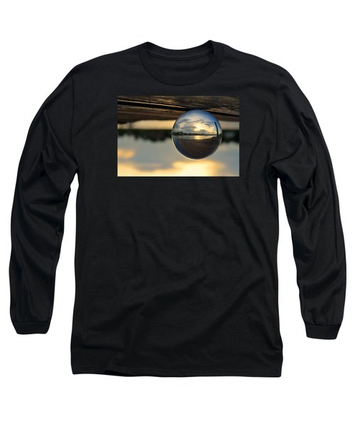Planetary Long Sleeve T-Shirt by Laura Fasulo