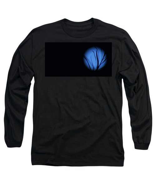 Long Sleeve T-Shirt featuring the photograph Plant's Eye by Angela J Wright