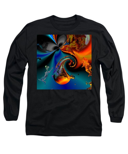 Plate 291 Long Sleeve T-Shirt