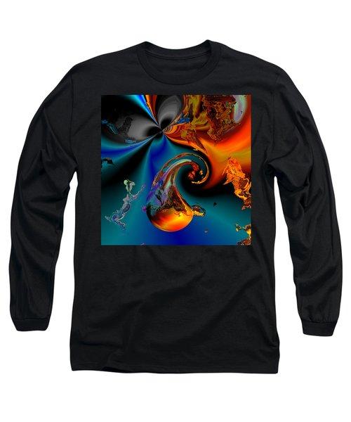Plate 291 Long Sleeve T-Shirt