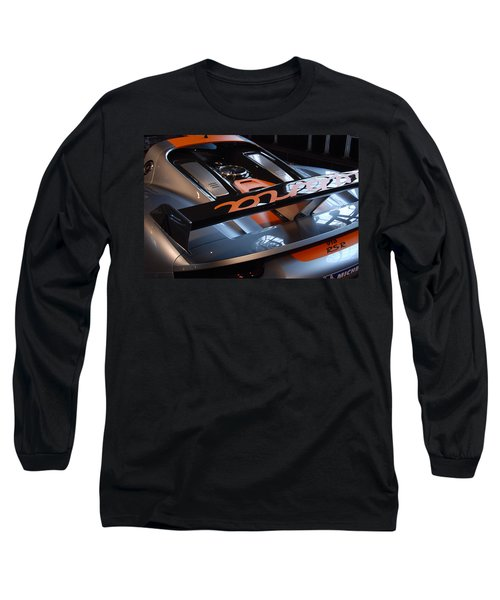 Long Sleeve T-Shirt featuring the photograph Plug In by John Schneider