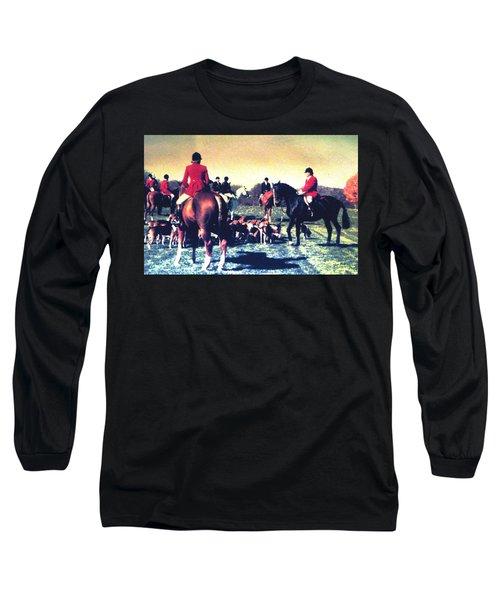 Plum Run Hunt Opening Day Long Sleeve T-Shirt