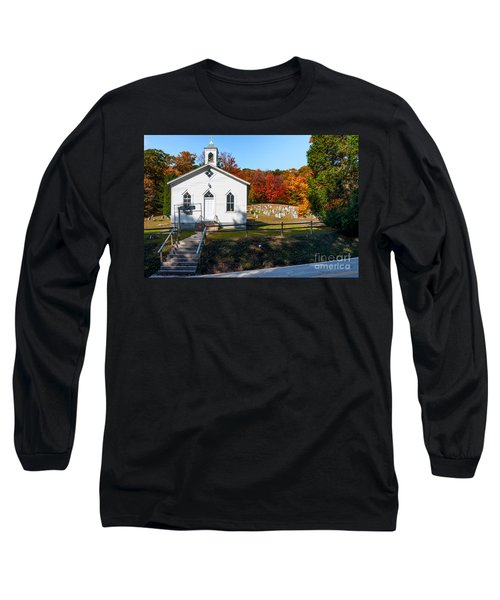 Point Mountain Community Church - Wv Long Sleeve T-Shirt