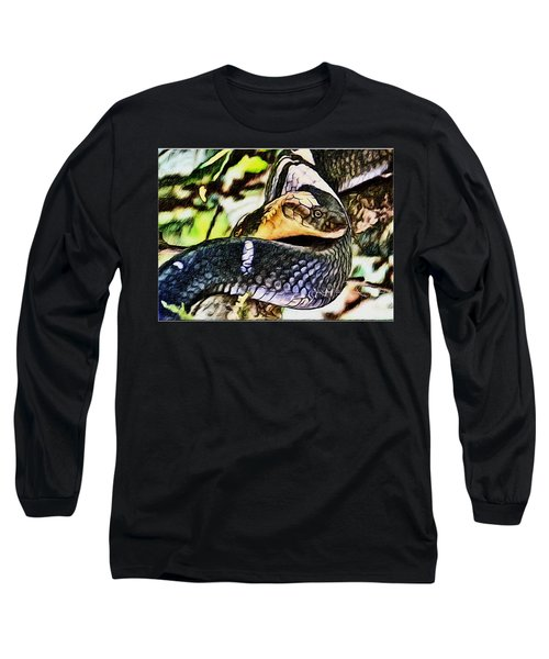 Poisonous Observance Long Sleeve T-Shirt