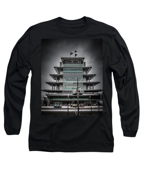 Pole Day At The Indy 500 Long Sleeve T-Shirt