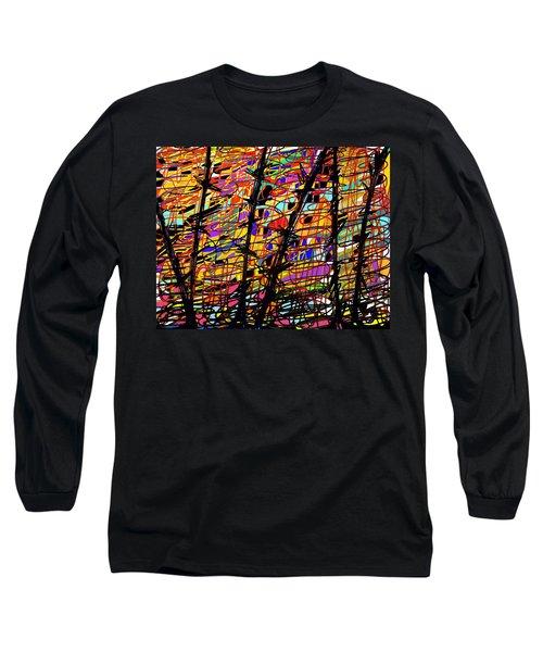 Pollock Updated Long Sleeve T-Shirt