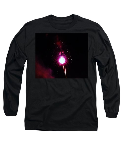 Long Sleeve T-Shirt featuring the photograph Pom Pom by Amar Sheow