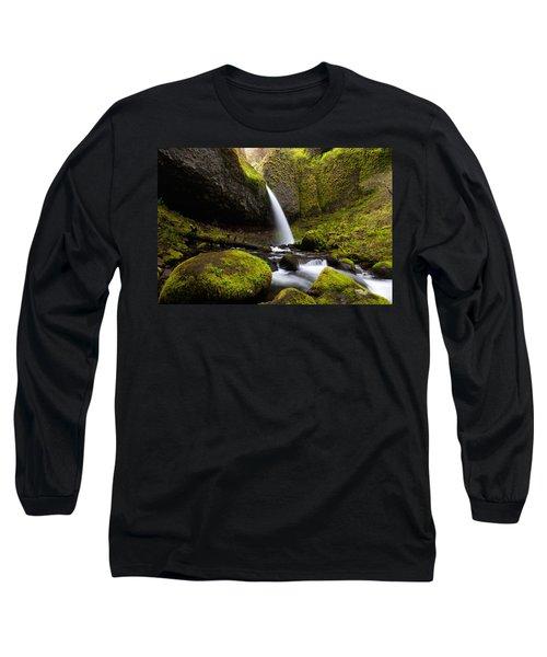 Ponytail Falls Long Sleeve T-Shirt