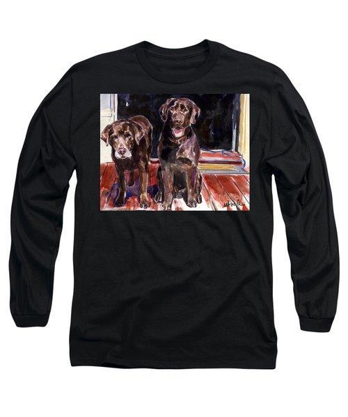 Porch Light Long Sleeve T-Shirt