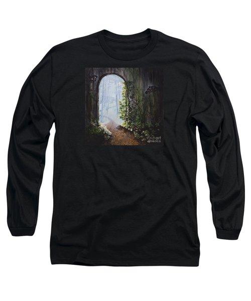 Portal Long Sleeve T-Shirt