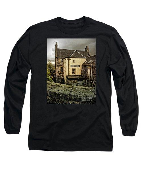 The Portcullis Long Sleeve T-Shirt
