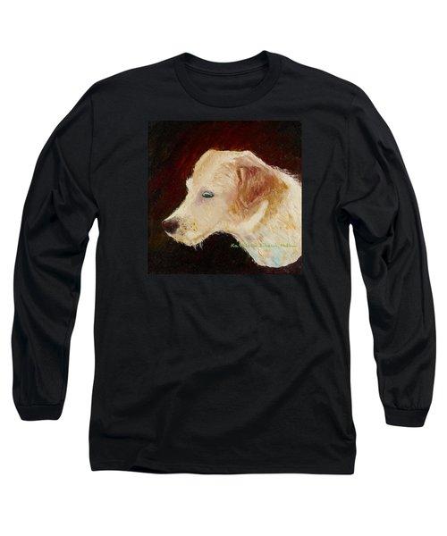 Portrait Of Luke Long Sleeve T-Shirt