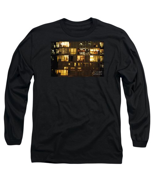 Long Sleeve T-Shirt featuring the photograph Posh Dccxliii by Amyn Nasser