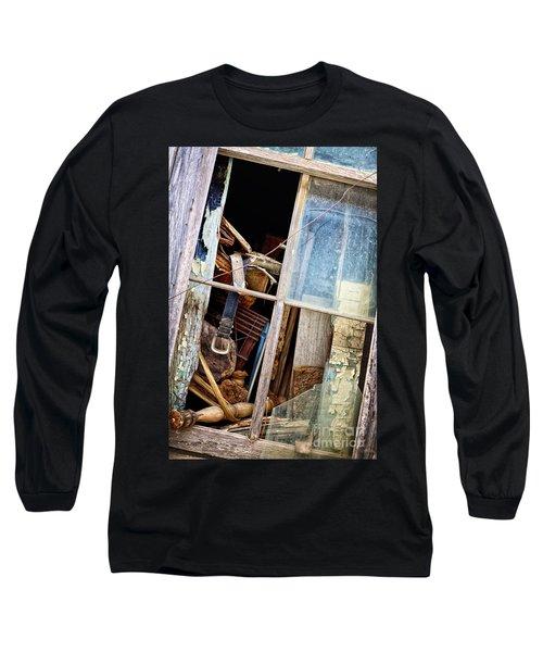 Possible Treasure Long Sleeve T-Shirt by Erika Weber