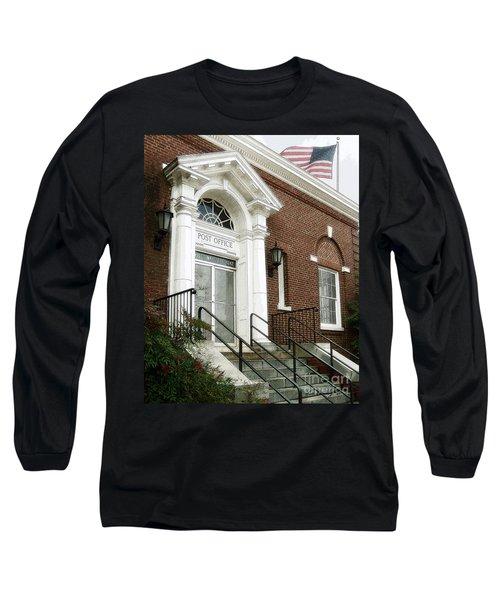 Post Office 38242 Long Sleeve T-Shirt