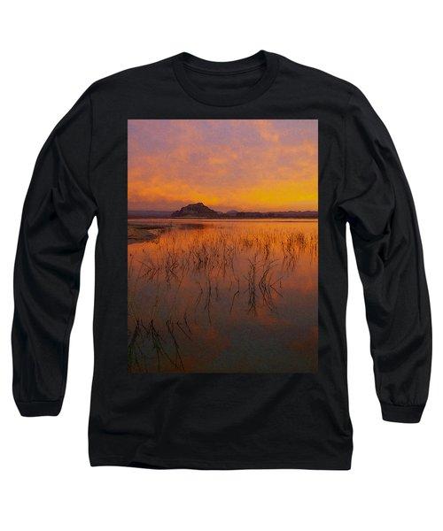 Powell Sunrise 1 Long Sleeve T-Shirt