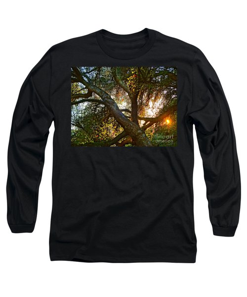 Power Entwined Long Sleeve T-Shirt by Gem S Visionary