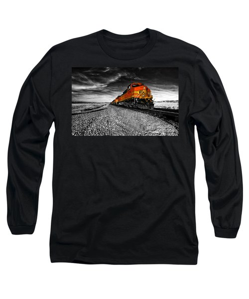 Power Of The Santa Fe  Long Sleeve T-Shirt