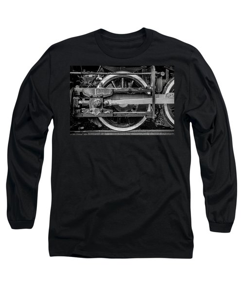 Long Sleeve T-Shirt featuring the photograph Power Stroke by Ken Smith