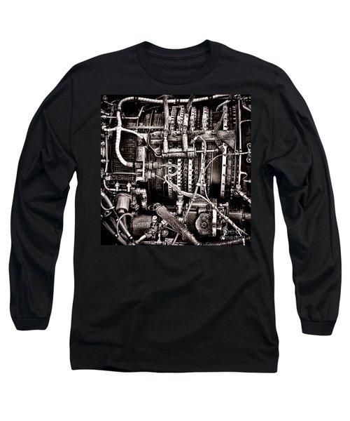 Powerplant Long Sleeve T-Shirt