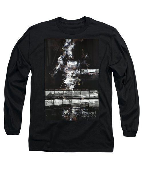 Prague Souvenir IIi Long Sleeve T-Shirt