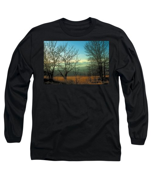 Prairie Autumn 2 Long Sleeve T-Shirt