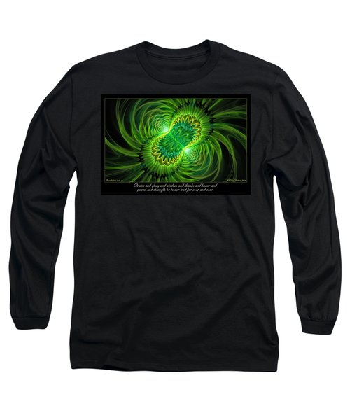 Praise And Glory Long Sleeve T-Shirt