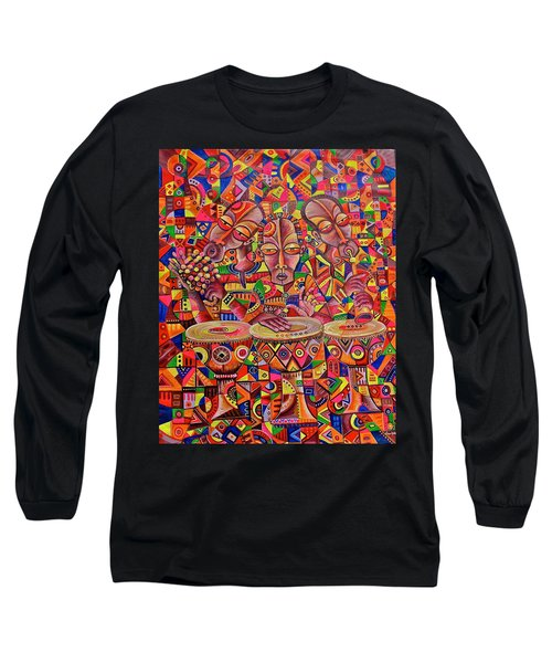 Prayers 2 Long Sleeve T-Shirt