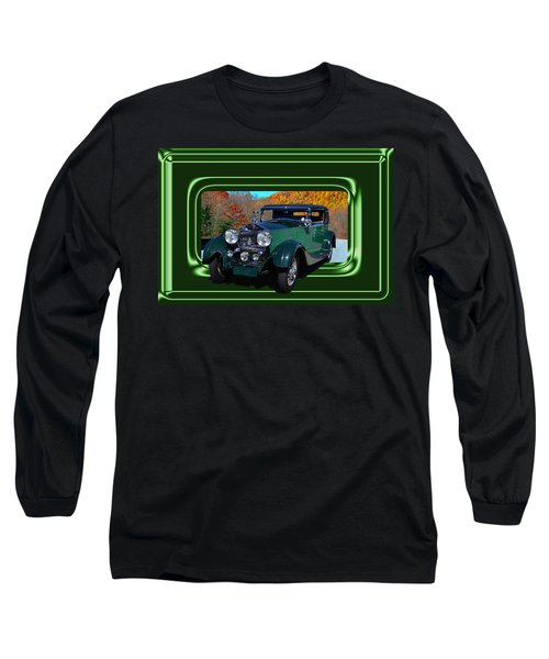 Long Sleeve T-Shirt featuring the photograph Pretentious by Larry Bishop
