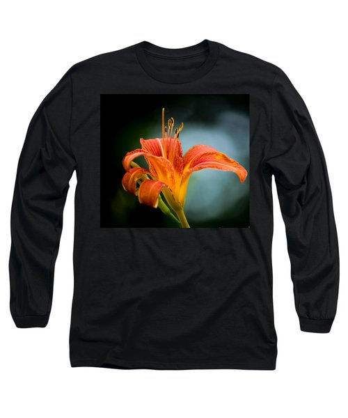 Pretty Flower Long Sleeve T-Shirt