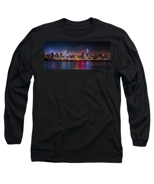 Pride Weekend Panorama Long Sleeve T-Shirt