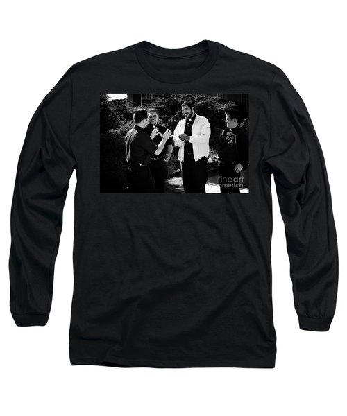 Priest Camaraderie Long Sleeve T-Shirt